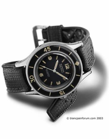 La Spirotechnique et les montres BP_vintage_50F_2